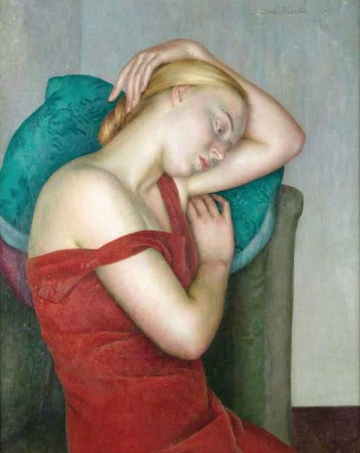 Procter, Dod, 1892-1972; The Golden Girl