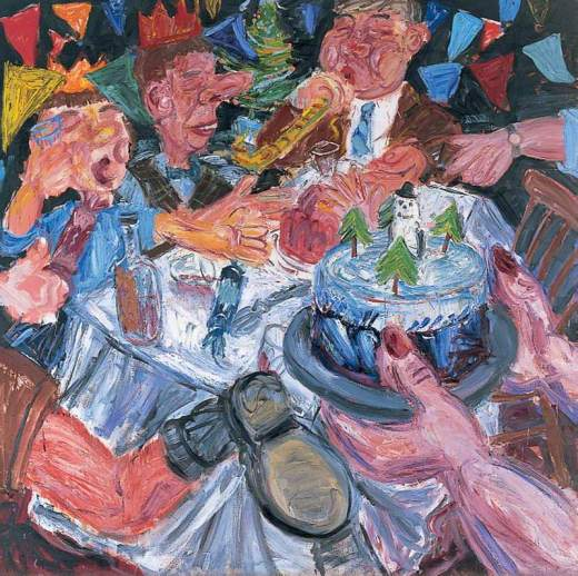 the artist; (c) Henry Kondracki; Supplied by The Public Catalogue Foundation