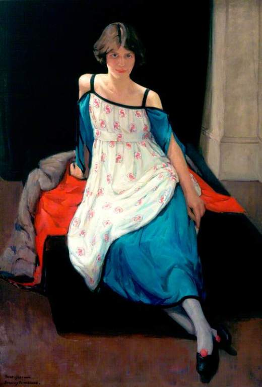 Johnstone, Dorothy, 1892-1980; Anne Finlay (d.1963)