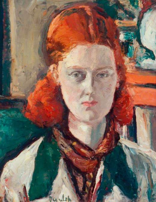 Dunlop, Ronald Ossory, 1894-1973; Joan Manning Saunders