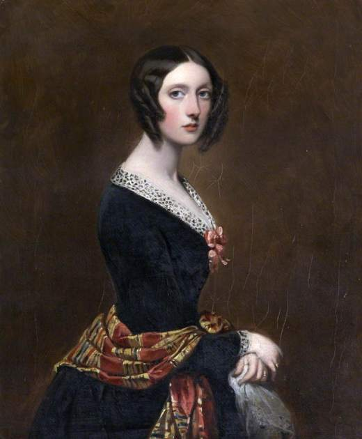 Buckner, Richard, 1812-1893; Harriet Parker (1809-1897), Countess of Morley