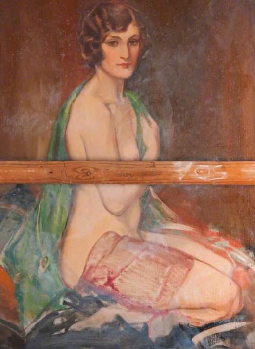 Ramsay, David Prophet, 1888-1944; Mrs Ramsay