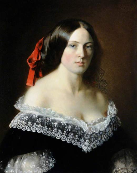 Guy, Louis Jean-Baptiste, 1824-1888; Miss Eliza Labey