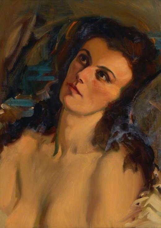 Ramsay, David Prophet, 1888-1944; Saint Agnes