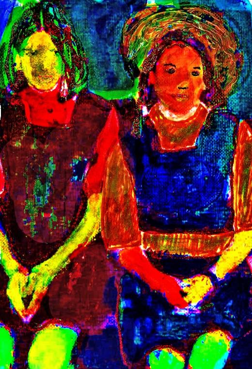 two ellis girls